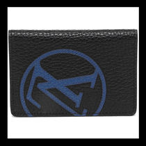 Louis Vuitton TAURILLON Leather Logo Card Holders
