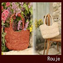Rouje Straw Bags