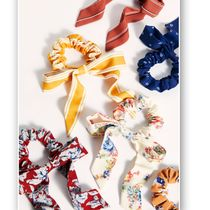 Free People Scrunchy Casual Style Elastics