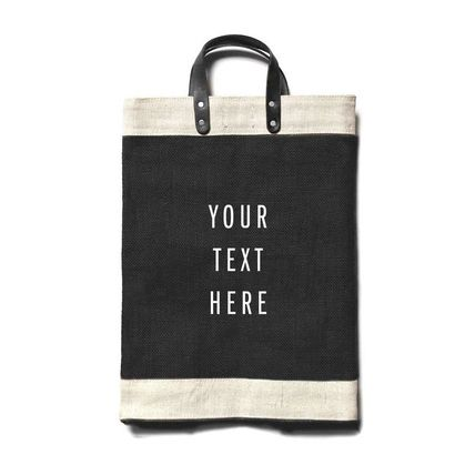 Casual Style A4 Totes