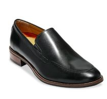 Cole Haan Plain Toe Loafers Plain Leather Loafers & Slip-ons