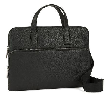 2WAY Leather Logo Business & Briefcases