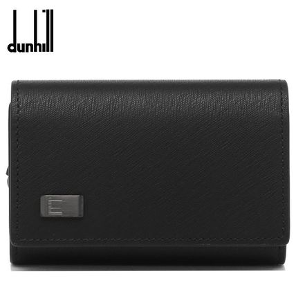 Dunhill Keychains & Holders Plain Leather Keychains & Holders