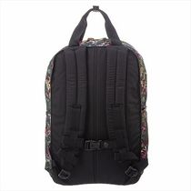 Gregory Flower Patterns Casual Style Unisex Nylon A4 Backpacks