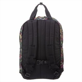 Flower Patterns Casual Style Unisex Nylon A4 Backpacks
