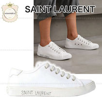 Saint Laurent Low-Top Sneakers
