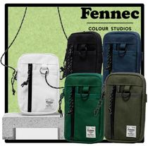 Fennec Casual Style Unisex Street Style Shoulder Bags
