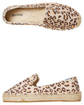 Ron Herman Leopard Patterns Casual Style Street Style Slip-On Shoes
