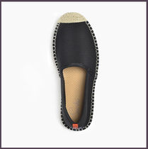 J Crew Rubber Sole Casual Style Bi-color Leather Elegant Style
