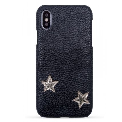 Star Unisex iPhone X iPhone XS Logo Smart Phone Cases