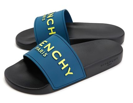 GIVENCHY Unisex Street Style Sandals