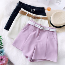 Short Casual Style Plain Co-ord Shorts