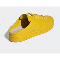 adidas STAN SMITH Casual Style Street Style Leather Sandals Sandal