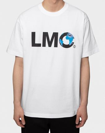 LMC More T-Shirts Unisex Street Style Cotton Short Sleeves T-Shirts 7