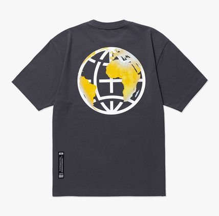 LMC More T-Shirts Unisex Street Style Cotton Short Sleeves T-Shirts 10