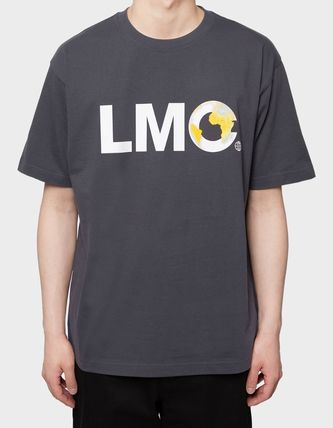 LMC More T-Shirts Unisex Street Style Cotton Short Sleeves T-Shirts 12