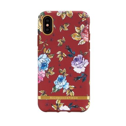 Flower Patterns iPhone X iPhone XS Smart Phone Cases