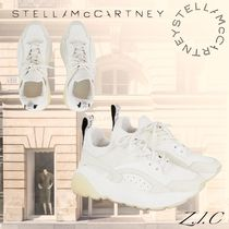 Stella McCartney Party Style Low-Top Sneakers