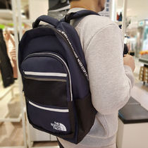 THE NORTH FACE WHITE LABEL Casual Style Unisex Bag in Bag A4 Plain Backpacks