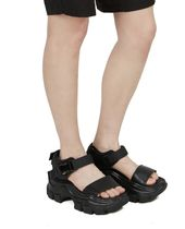 Raucohouse Casual Style Street Style Plain Sandals