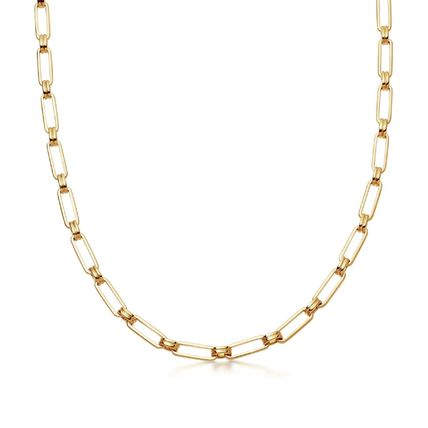 Casual Style Unisex Street Style Chain Brass 18K Gold