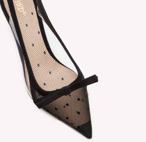 RED VALENTINO Casual Style Party Style Office Style Elegant Style Mules