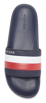 Tommy Hilfiger Shower Shoes Logo Sports Sandals