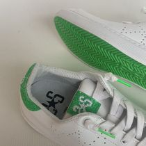 2STAR Star Leather Low-Top Sneakers