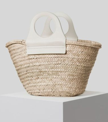 Casual Style Elegant Style Totes