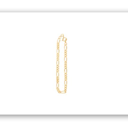 Casual Style Unisex Street Style Chain Party Style Silver