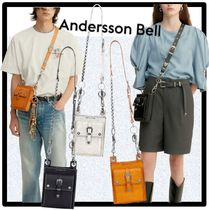 ANDERSSON BELL Casual Style Unisex Street Style Shoulder Bags