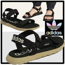 adidas Casual Style Street Style Sport Sandals Shower Shoes