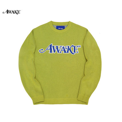 Unisex Street Style Skater Style Sweaters