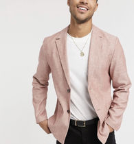 ASOS Short Plain Icy Color Blazers Jackets