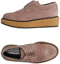 PALOMA BARCELO Suede Loafer & Moccasin Shoes