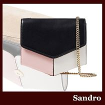 sandro Casual Style Party Style Office Style Elegant Style