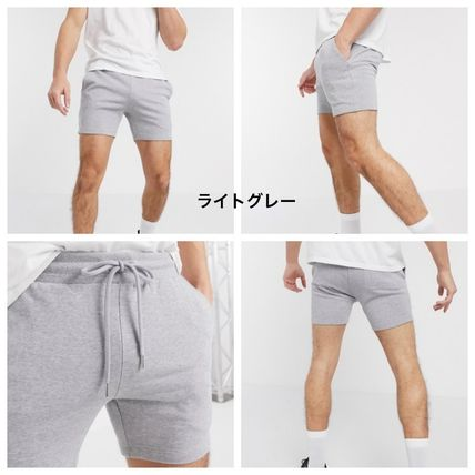 ASOS Icy Color Plain Cotton Street Style Shorts