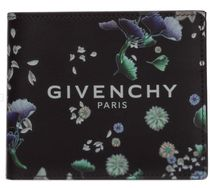 GIVENCHY Flower Patterns Folding Wallets