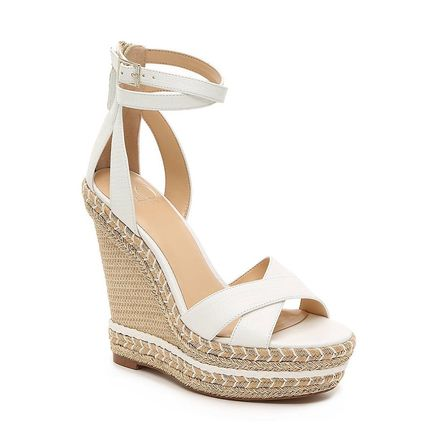 Open Toe Platform Casual Style Party Style Elegant Style