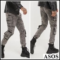ASOS Tapered Pants Cotton Tapered Pants
