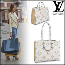 Louis Vuitton MONOGRAM Monogram Casual Style Party Style Office Style Elegant Style
