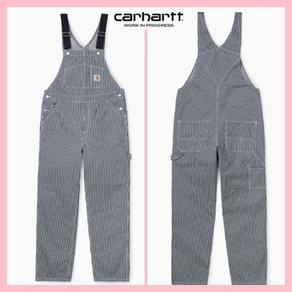 Carhartt Cotton Overalls Jeans