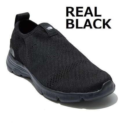 THE NORTH FACE Casual Style Unisex Plain Street Style Slip-On Shoes