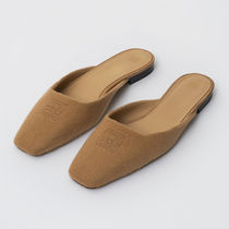 TOTEME Square Toe Casual Style Party Style Office Style