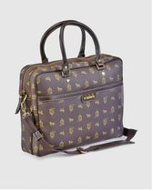 el caballo Business & Briefcases Unisex A4 Leather Business & Briefcases 9