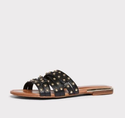 Casual Style Studded Street Style Sandals Sandal