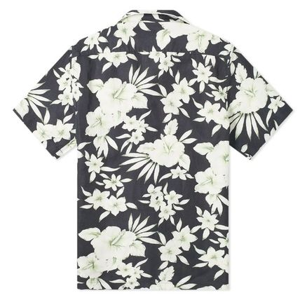 Flower Patterns Tropical Patterns Linen Street Style