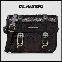 Dr Martens Casual Style Plain Leather Shoulder Bags