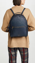 CALPAK Casual Style Faux Fur Backpacks