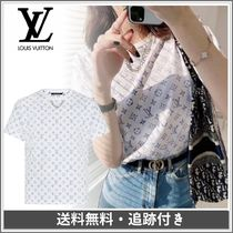 Louis Vuitton Lv Escale Printed T-Shirt